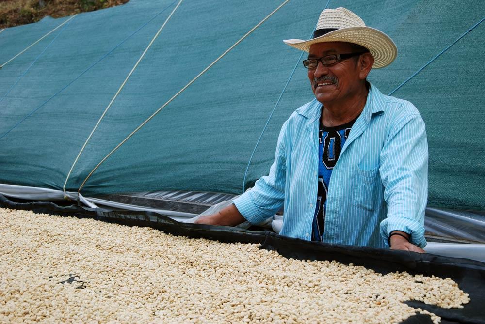 Ursprungsreise: Farmer in Mittelamerika